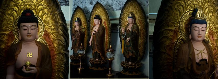 Tượng Phật Lưu Ly Cao Cấp