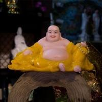 Tượng Phật Di Lặc Bồ Tát cao 16cm 12inch 1