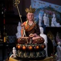 Tượng Phật Đẹp Địa Tạng Vương Bồ Tát - Composite 50cm 1
