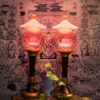 đèn-cầu-hoa-sen-nắp-ô-chân-hợp-kim-53cm-ttq1