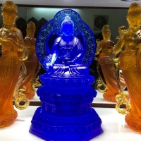 Tượng Dược Sư Tam Tôn Lưu Ly 36cm1 (3)