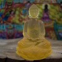 Tượng Phật Di Đà Đá Lưu Ly Để Xe Ô Tô 1