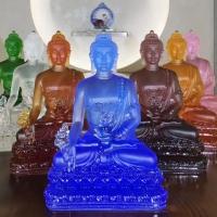 Thất Phật Dược Sư Như Lai Quang Vương Lưu Ly 36cm1